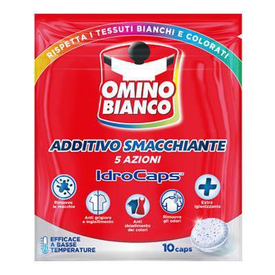 OMINO BIANCO IDROCAPS 100 PIU'X12 PZ