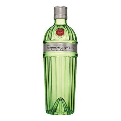 TANQUERAY GIN TEN CL.70  43,1�