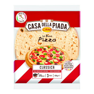 C.R.M. BASE PER PIZZA GR.420
