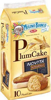 MULINO BIANCO PLUMCAKE INTEGRALE X10