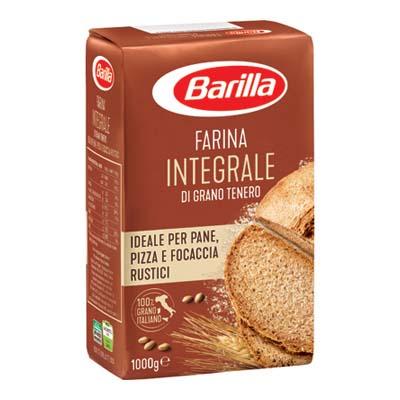 BARILLA FARINA INTEGRALE KG.1