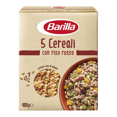 BARILLA MIX 5 CEREALI GR.400