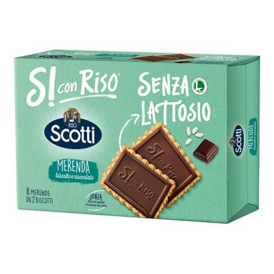 SCOTTI MERENDA BISCOTTO E CIOCCOLATO GR.200