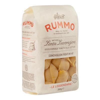 RUMMO CONCHIGLIONI RIGATI GR.500 N°147