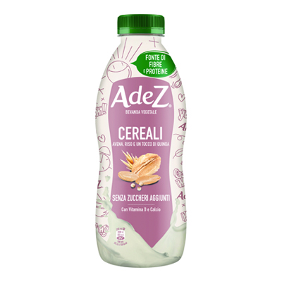 ADEZ BEVANDA VEGETALE ML.800 CEREALI PET