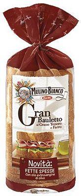MULINO BIANCO GRANBAULETTO GR.500 GRANO TENERO/FARRO