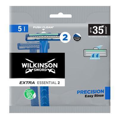 WILKINSON EXTRA2 PRECISION 5 EXPO 120PZ/ 60PZ