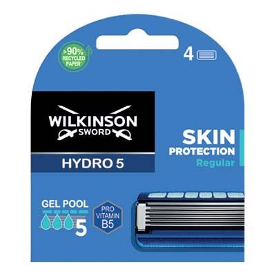 WILKINSON HYDRO 5 SKIN LAME X4 PZ