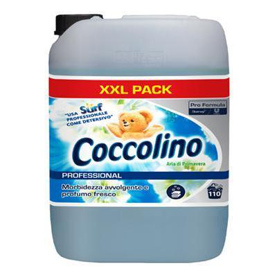 COCCOLINO AMMORBIDENTE PRIMAVERA BLU LT.10