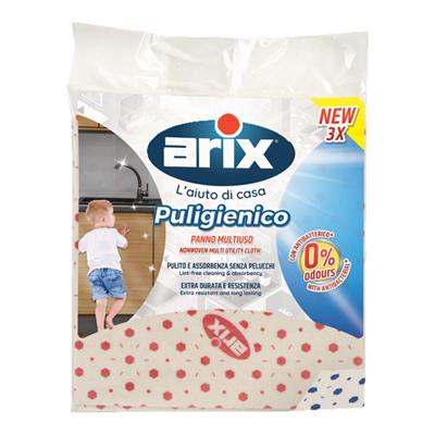 ARIX PULIGIENICO MULTIUSO ANTIBATTERICO X3
