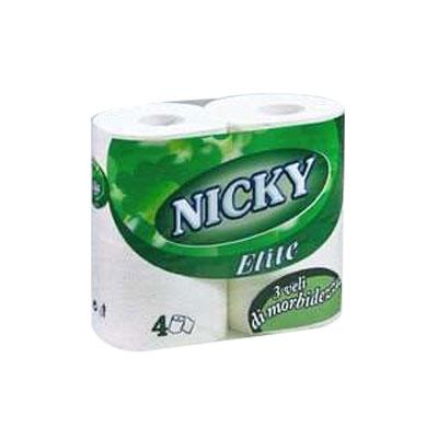 NICKY IGIENICA ELITE X 4