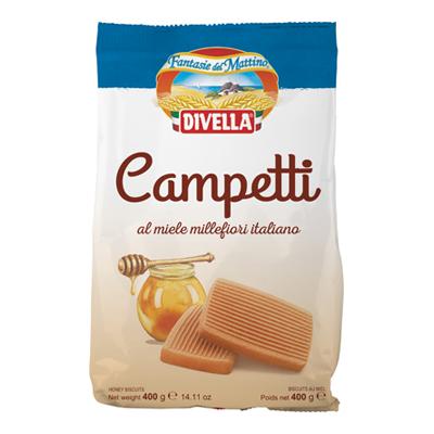 DIVELLA CAMPETTI MIELE GR.400