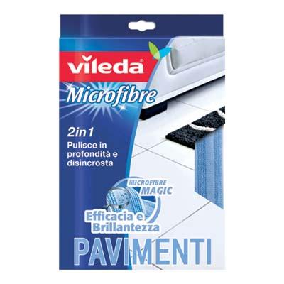 VILEDA PANNO PAVIMENTI MICROFIBRA X1