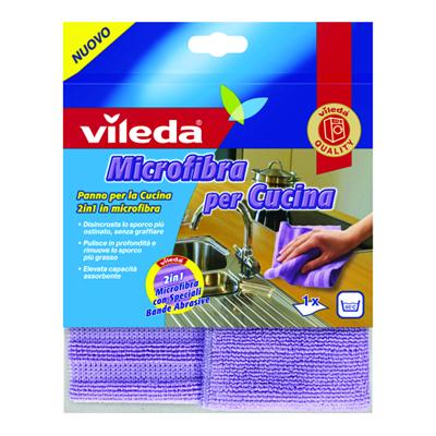 VILEDA PANNO MICROFIBRE CUCINACM.32X32
