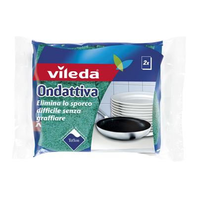 VILEDA SPUGNA ONDATTIVA MILLEUSI PZ.2+1
