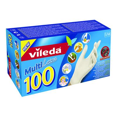 VILEDA GUANTI MULTILATEX M/L X100