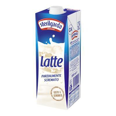 STERILGARDA LATTE PARZIALMENTESCREMATO LT.1