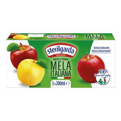 STERILGARDA ML.200X3 MELA