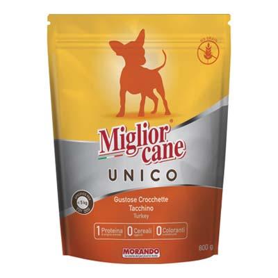 MIGLIOR CANE UNICO CROCCANTINITACCHINO T.D. GR800