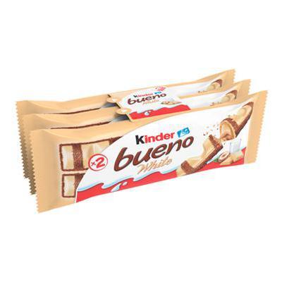 KINDER BUENO WHITE X 3 GR.129