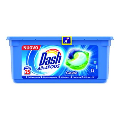 DASH PODS X 25 REGOLARE TUTTOIN1