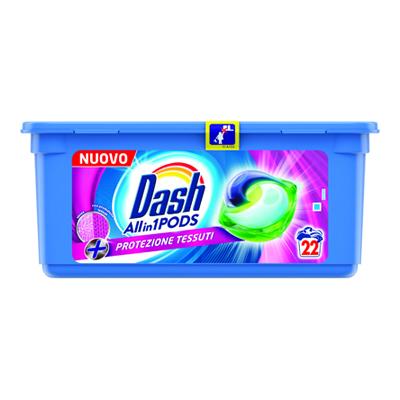 DASH PODS X 22 PROTEZIONE TESSUTI TUTTO IN1