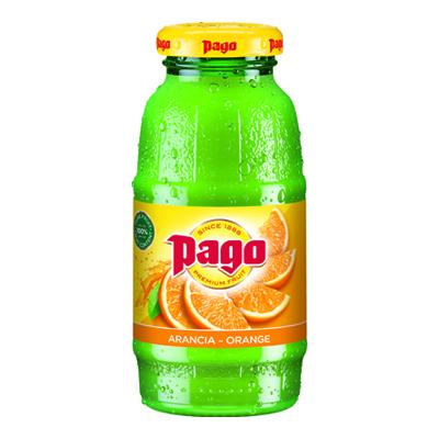 PAGO ARANCIA 100% CL.20