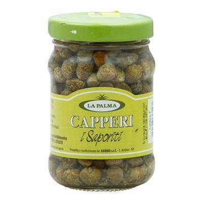 LAPALMA CAPPERI GR.100 AC/7