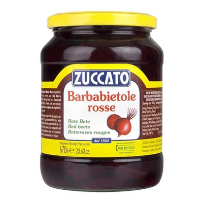 ZUCCATO BARBABIETOLE FETTE GR.720