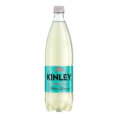 KINLEY LEMON BITTER ML.750 PET