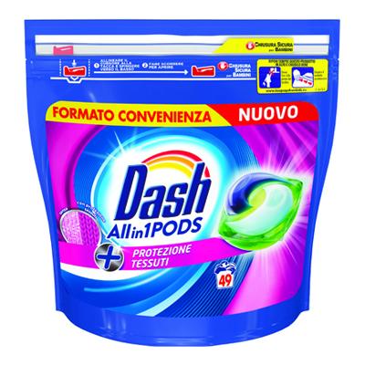 DASH PODS X 49 PROTEZIONE TESSUTI TUTTO IN1
