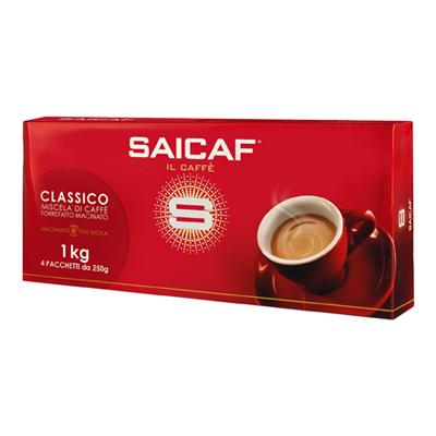 SAICAF CAFFE'CLASSICO GR.250X4