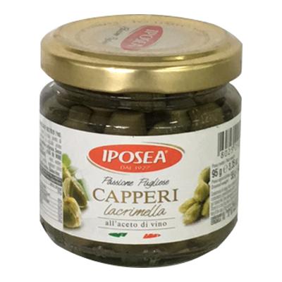 IPOSEA CAPPERI LACRIMELLA ALL'ACETO DI VINO GR.95