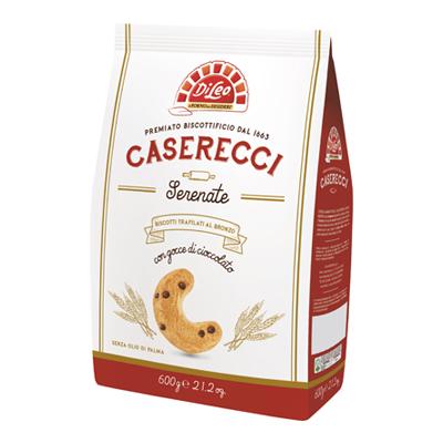 DI LEO CASERECCI GR.600 SERENATE CACAO