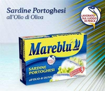 MAREBLU SARDINE GR.120