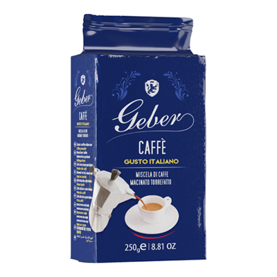 GEBER CAFFE'MACINATO GR.250