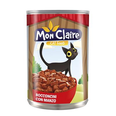 MON CLAIRE GATTO BOCCONCINI MANZO GR.405 LATTINA