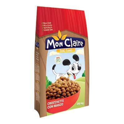 MON CLAIRE CANE CROCCHETTE MANZO KG.20
