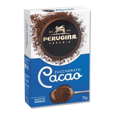 PERUGINA CACAO ZUCCHERATO  GR.75