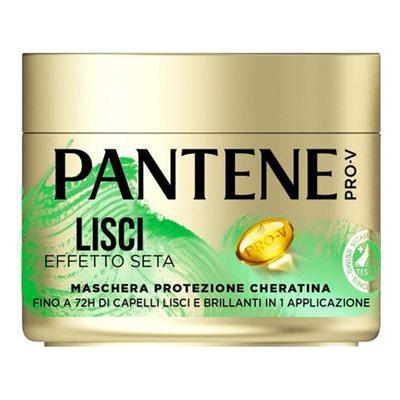 PANTENE MASCHERA LISCI EFFETTOSETA ML.300