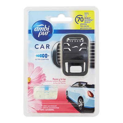 AMBI PUR CAR STARTER KIT BASEFIORI DELICATI ML.7