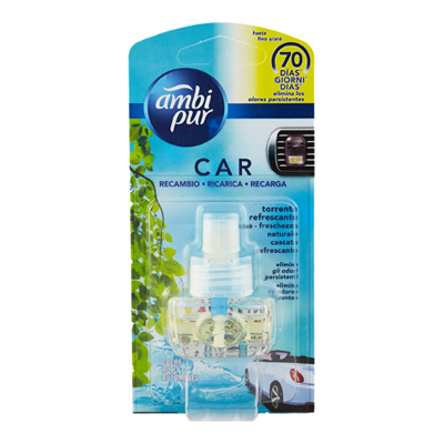 AMBI PUR CAR RICARICA ACQUA ML.7
