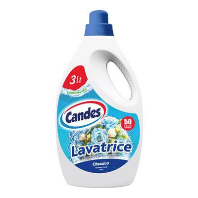 CANDES LAVATRICE CLASSICO 50 LAVAGGI LT.3