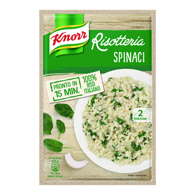 KNORR RISOTTO SPINACI GR.175