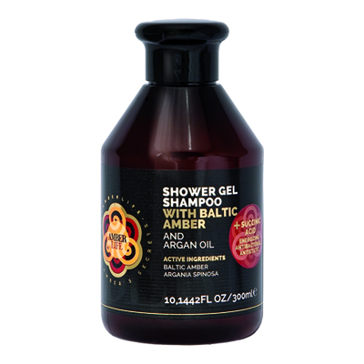 AMBER LIFE SHOWER GEL ML.300