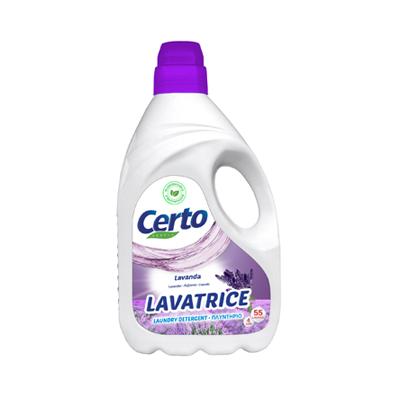 CERTO LAVATRICE LAVANDA 55 LAVAGGI LT.4