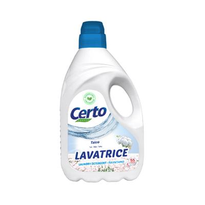 CERTO LAVATRICE TALCO 55 LAVAGGI LT.4