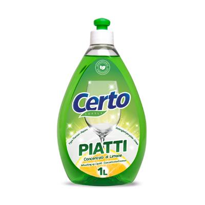 CERTO PIATTI LIMONE LT.1