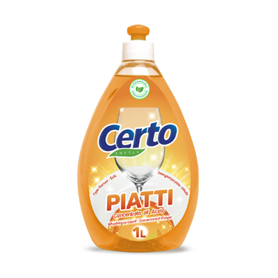 CERTO PIATTI ACETO LT.1