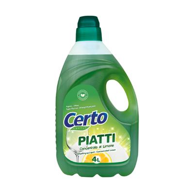 CERTO PIATTI LIMONE LT.4